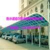 陕西阳光板雨棚、通道顶棚PC板、隔热抗冲击性强
